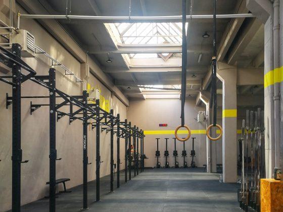 Uzina CrossFit Columna - noua locatie de la Timpuri Noi - Splaiul Unirii nr 160, sector 4, Bucuresti