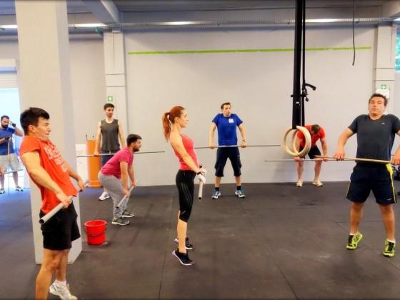 Antrenamente de Haltere pentru CrossFit in Bucuresti