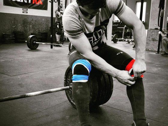 Constantin Taca: Costel este antrenor de haltere si CrossFit la Uzina