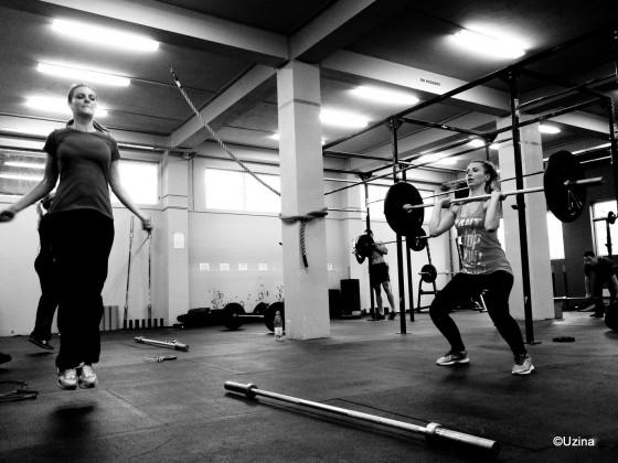 Fetelor le place CrossFit-ul! Devii mai puternica si mai increzatoare in fortele proprii!