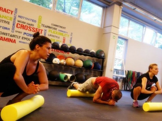 Stretching dupa o ora intensa de antrenament - scapi mai repede de febra musculara!
