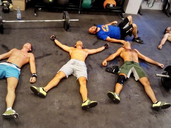 Rezultatele antrenamentelor de CrossFit