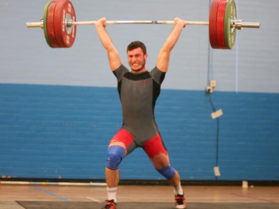 Mihai Ivan - Antrenor CrossFit si Haltere la Uzina