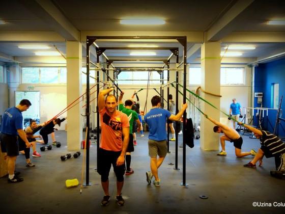 Incalzirea inaintea antrenamentelor de CrossFit
